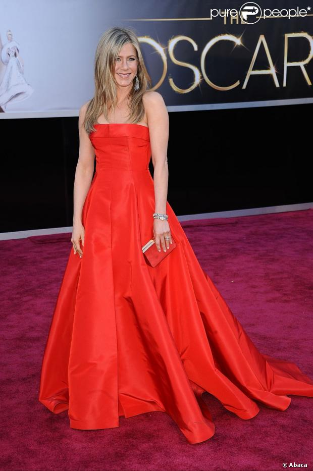 Jennifer Aniston - Oscar 2013