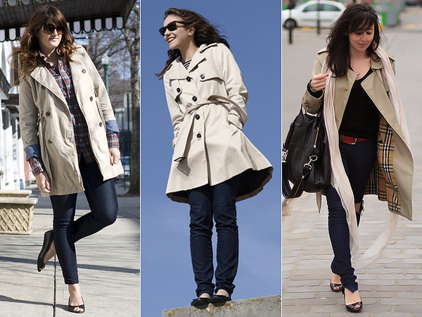 Trench - Coat  - Inverno